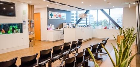 centre medicare rhodes shopping