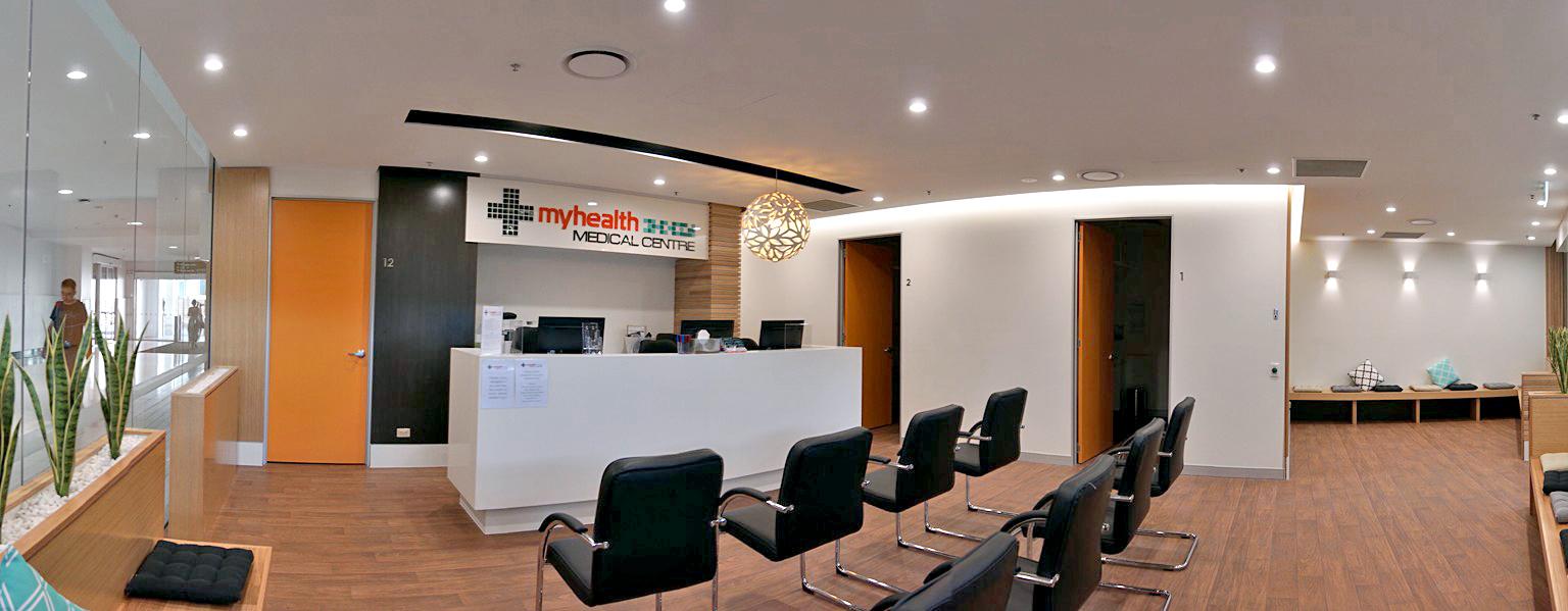 Myhealth Garden City Medical Centre